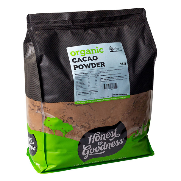 Organic Cacao Powder 4KG
