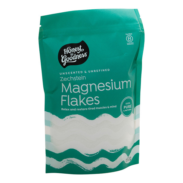 Zechstein Magnesium Chloride Flakes 650g