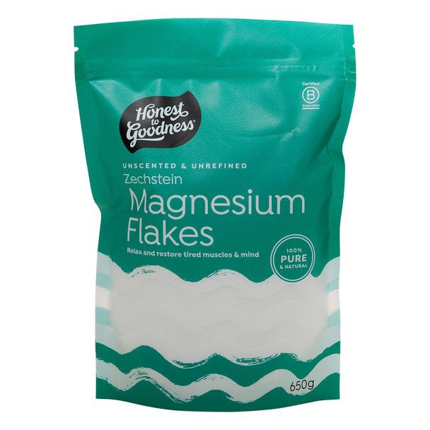 Honest to Goodness Zechstein Magnesium Chloride Flakes