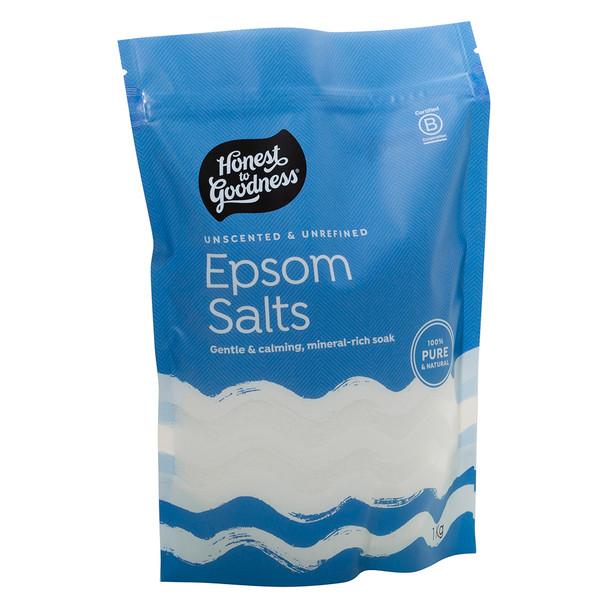 Natural Epsom Salts 1KG