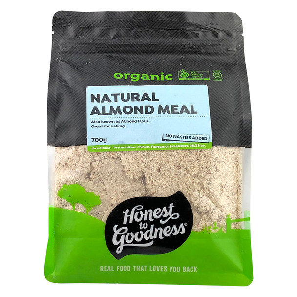 Honest to Goodness Organic Natural Almond Meal
