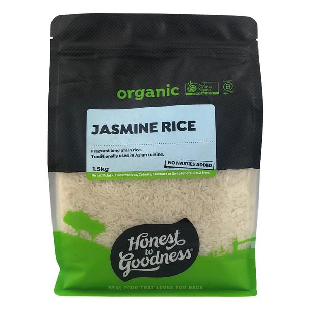 Honest to Goodness Organic Jasmine Rice
