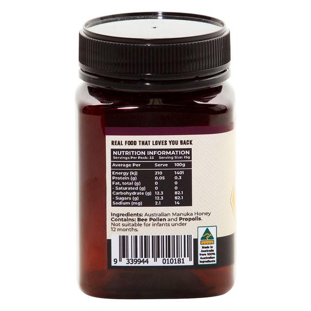 Manuka Honey 220+ MGO 500g