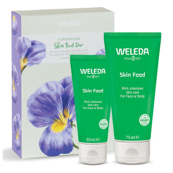 Weleda Superfood Skin Food Duo Gift Pack
