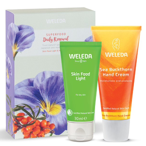 Weleda Superfood Daily Renewal Gift Pack