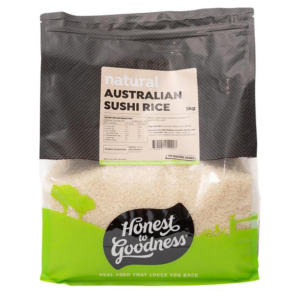 Australian Sushi Rice 5KG