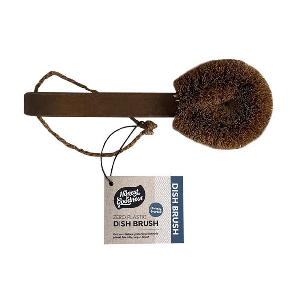 Coconut Fibre Premium Dish Brush