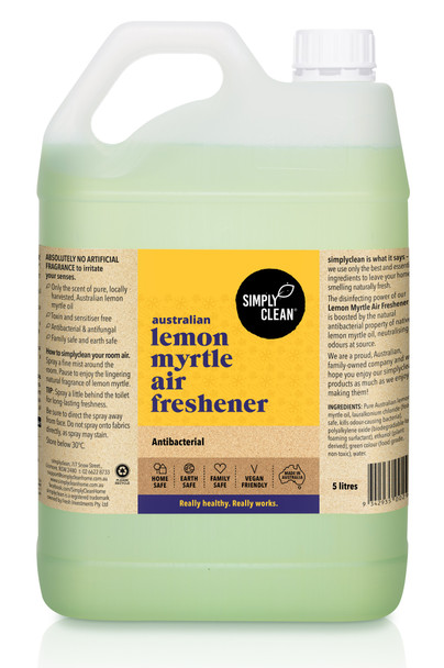 Lemon Myrtle Air Freshener 5L