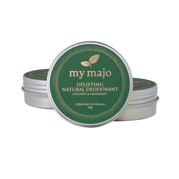 Uplifting Natural Deodorant- 60g