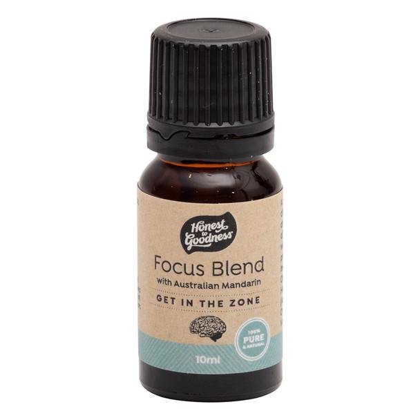 Essential Oil- Focus Blend 10ml