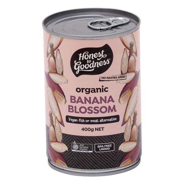 Organic Banana Blossom 400g