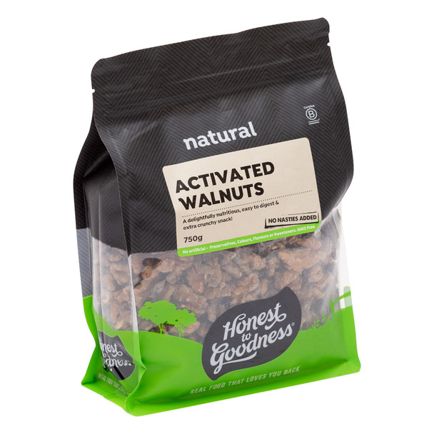 Activated Walnuts 750g