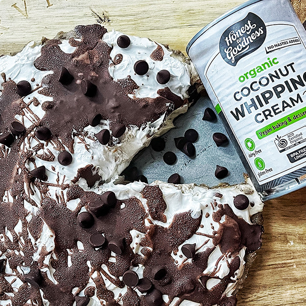 Vegan Coconut Banoffee Pie