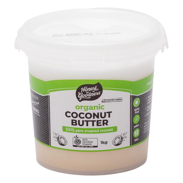 Organic Coconut Butter 1kg