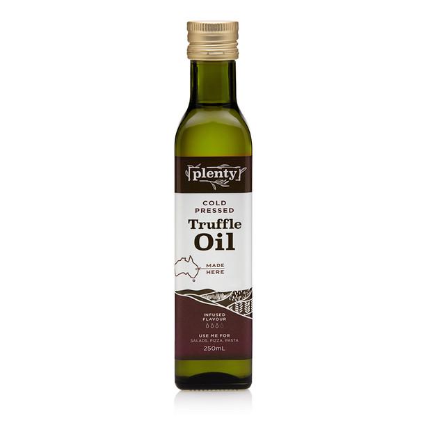 Truffle Oil - Cold Pressed 250ml, Plenty Foods