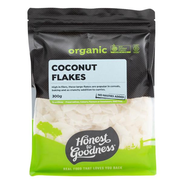 Organic Coconut Flakes 300g