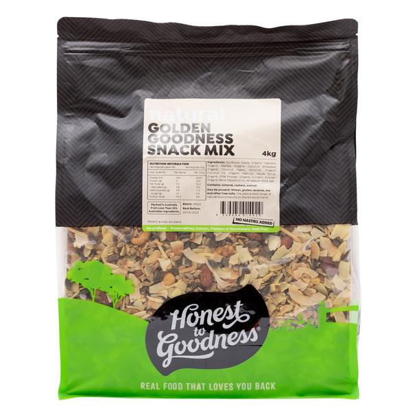 Golden Goodness Snack Mix 4KG