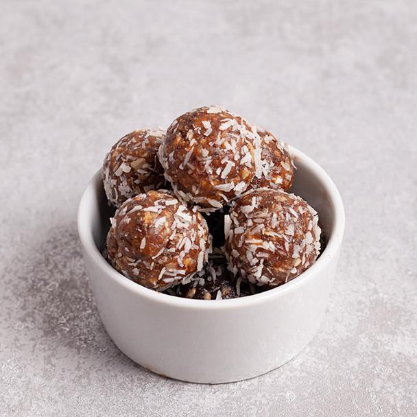 Almond Cacao Crunch Bliss Balls