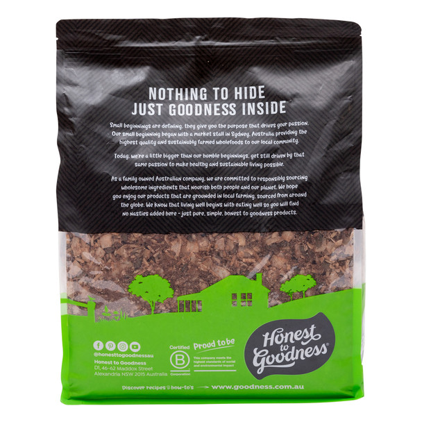Cacao & Coconut Crunch 4KG