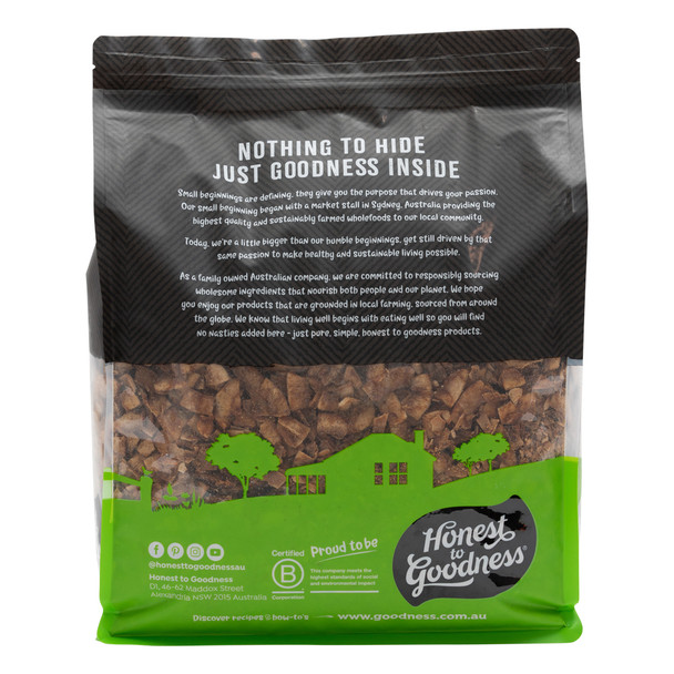 Organic Coconut Chips - Smoky Barbeque 3.5KG - BBD 13.03.2022