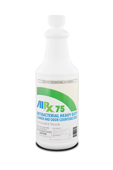 Airx RX 75 Spray & Wipe Disinfectant/Cleaner Fresh Herbal Scent