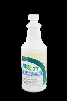 RX 77 Non-Acid Toilet & Bathroom Cleaner Quart (Small Image)