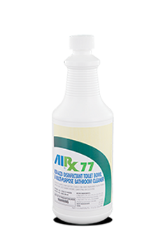 RX 77 Non-Acid Toilet & Bathroom Cleaner Quart (Small Image)