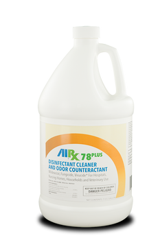 RX 78+ Portion Control Disinfectant Cleaner Gallon (Large Image)