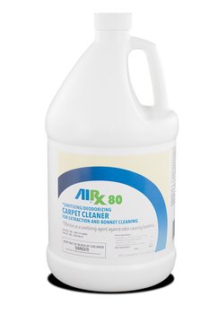 RX 80 Sanitizing Carpet Cleaner Gallon (Large Image)