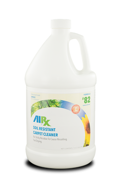 RX 82 Soil Resistant Carpet Cleaner Gallon (Large Image)