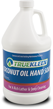 Coconut Oil Hand Soap Gallon (Small Image)