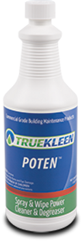 Truekleen Poten Spray and Wipe Cleaner