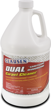 Dual Sanitizing Carpet Cleaner Gallon (Large Image)