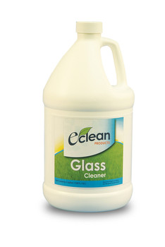 e-clean glass cleaner