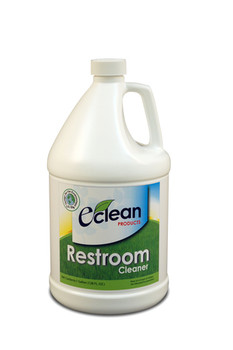 Restroom cleaner gallon