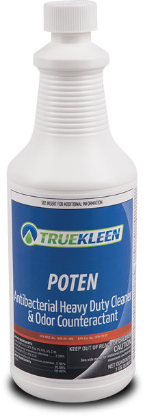 Poten Anti-Bacterial Industrial Cleaner/Degreaser (Large Image)