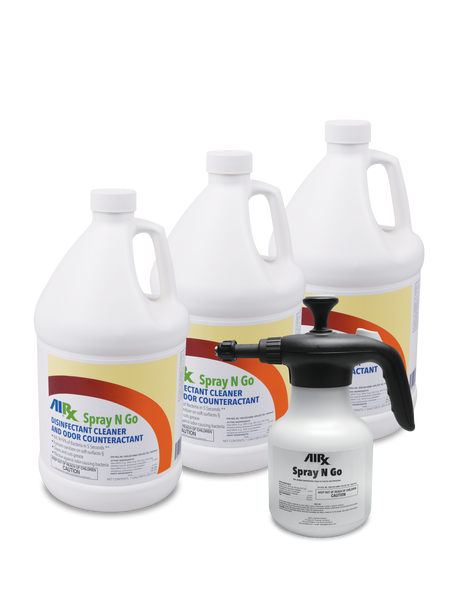 Spray N Go Gallon and Sprayer Bundle Pack