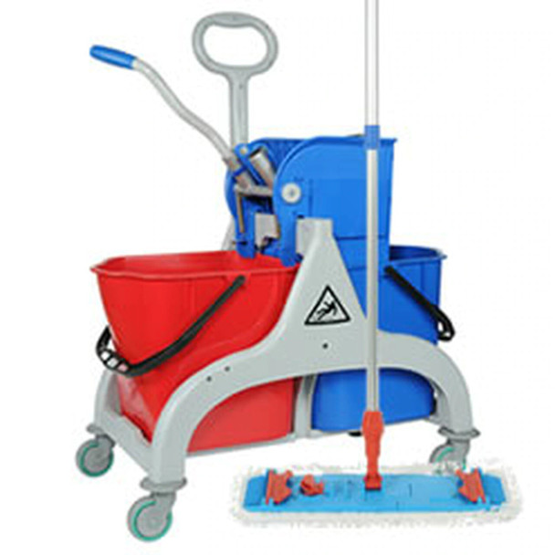 Clean Zone Bucket & Mop System