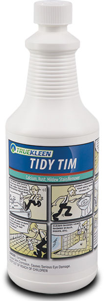 Tidy Tim Quart Bottle