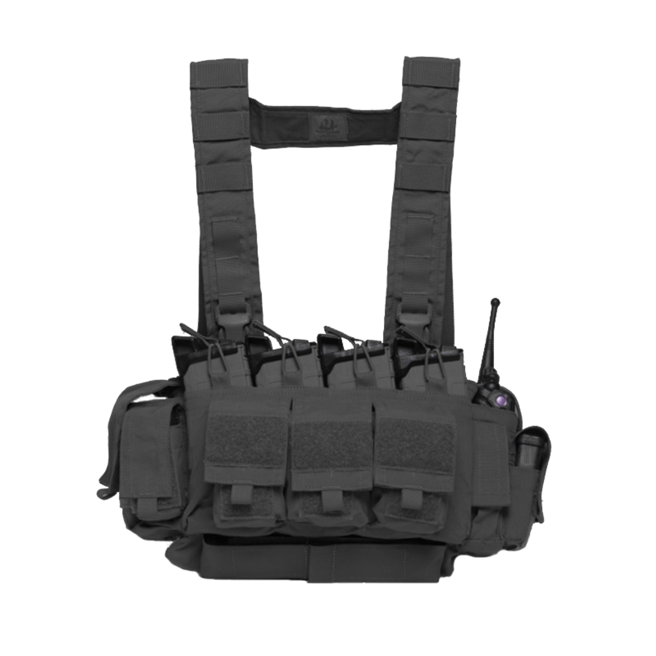 Velocity Systems LE Active Shooter Chest Rig - Black | Rampart ...