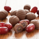 Chocolate-covered Seedless Grapes - 1 lb