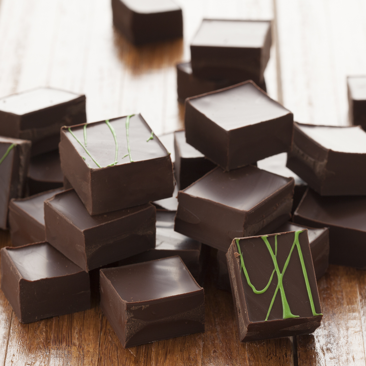 Meltaways in Dark Chocolate ­- 1 lb