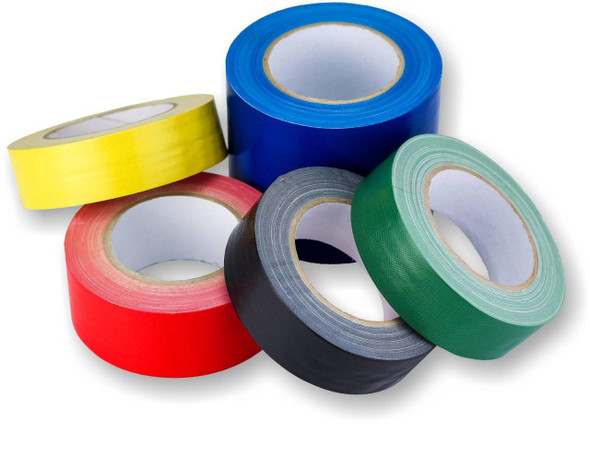 Cloth tape in a range of colours and sizes