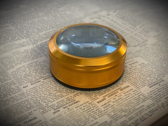 Reading Magnifier - 100mm Glass