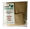"""Ground Coffee Filter Bags """"To Go"""""""