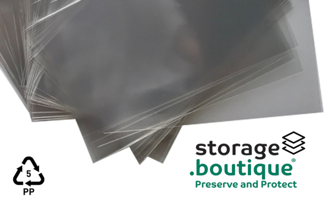 Image of Protective Sleeves Sold at storage.boutique