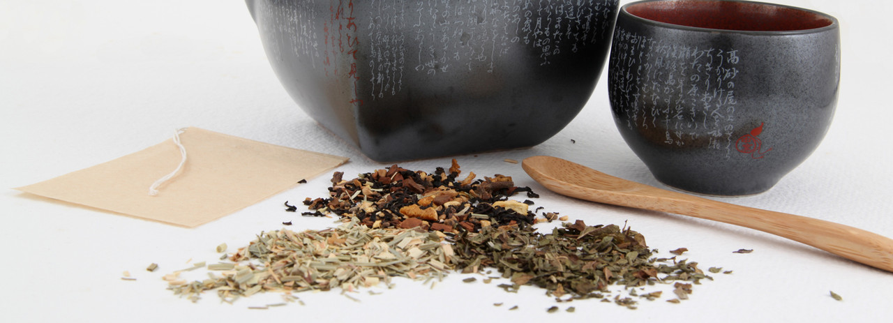 Image of spice.boutique Tea and Self-Fill Bag