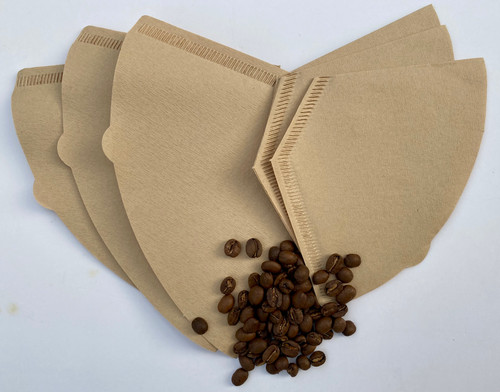 Percolator Coffee Filter Papers, Unbleached, Plastic Free
