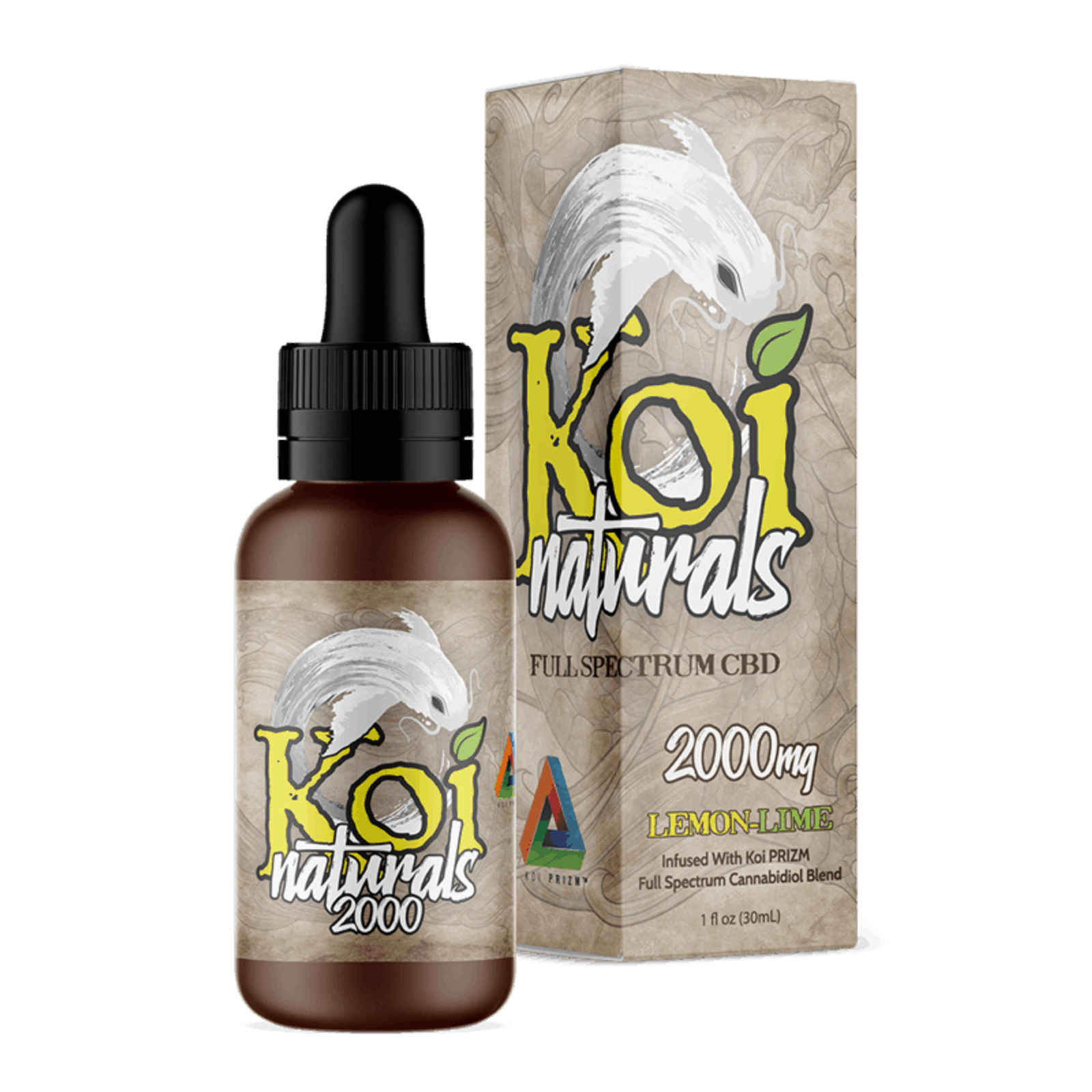 Lemon Lime by Koi Naturals