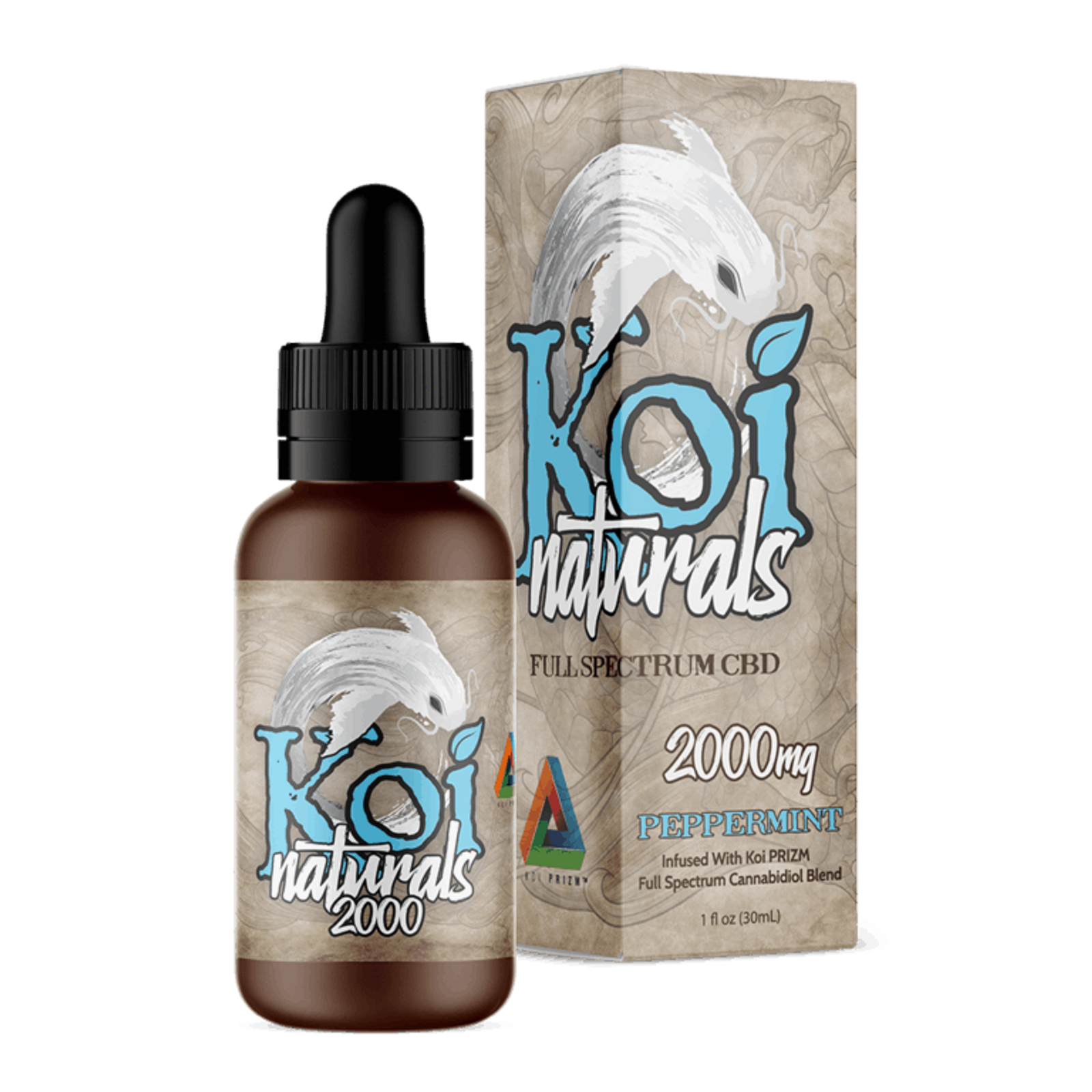 Peppermint by Koi Naturals